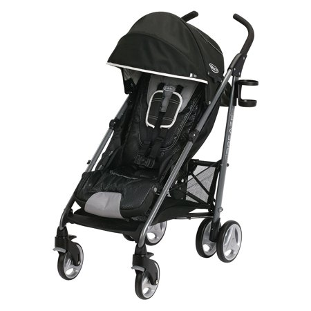 - Graco Breaze Click Connect Umbrella Stroller, Pierce