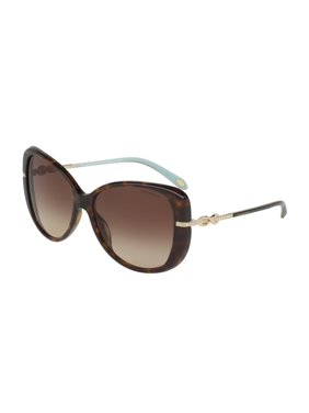 7f5264ef0ba3 Product Image Tiffany And Co. Women s TF4126B-80014U-57 Black Butterfly  Sunglasses