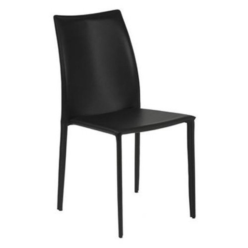 Euro Style Dalia Black Side Dining Chair - Set of 4
