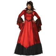 Devil's Temptress Elite Collection Adult Plus Costume