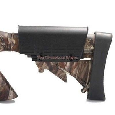 Parker Crossbow Red Hot Cyclone Adjustable Cheek Piece Black Gun Stylists