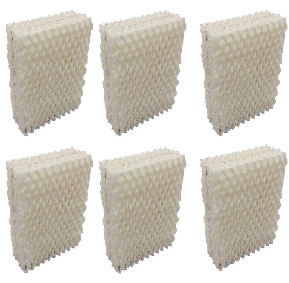 6 Duracraft DH-832, AC-813 Humidifier Filters Wick