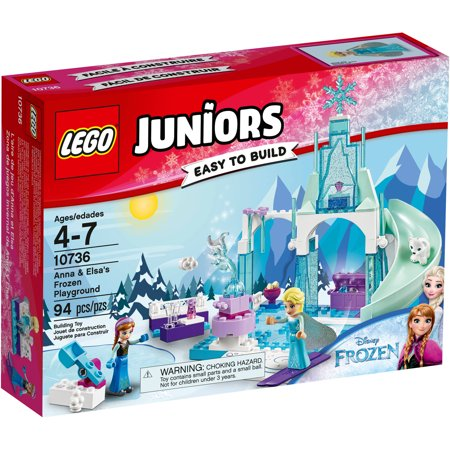 Click here for LEGO Juniors Anna & Elsa's Frozen Playground 10736 prices