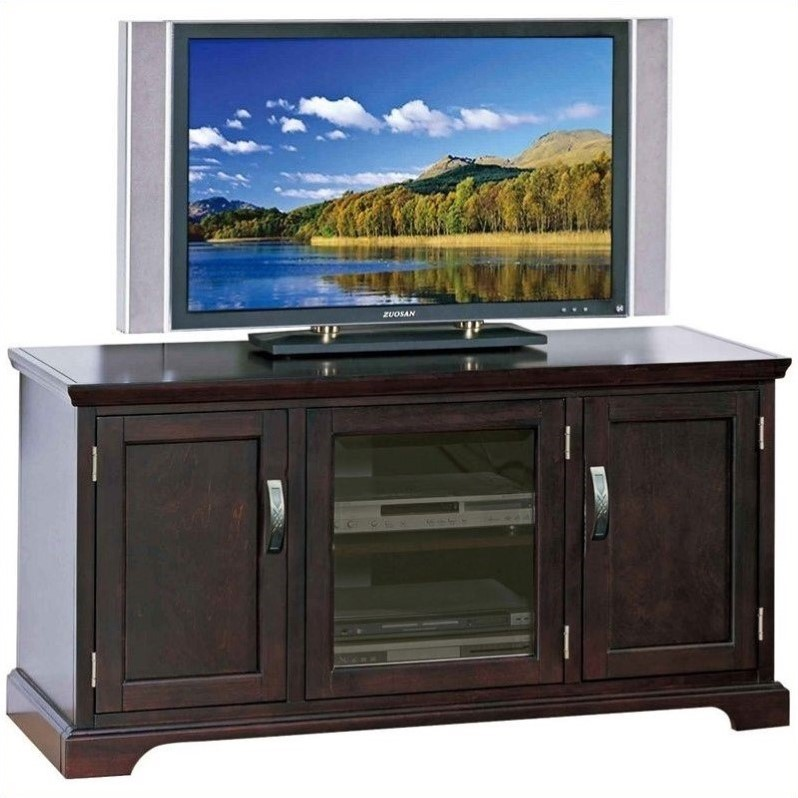 """Bowery Hill 50"""" TV Stand with Storage in a"""