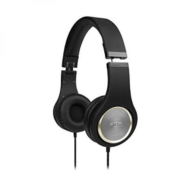 TDK ST 700 High Fidelity Headphones- Black (Discontinued by Manufacturer) by TDK