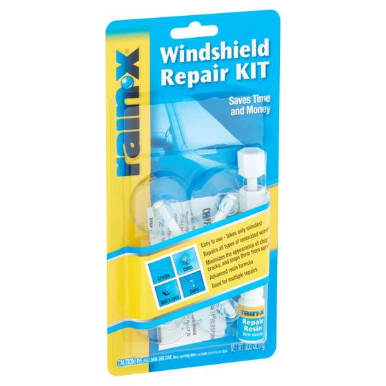 RainX Windshield Repair Kit, .035 oz - Walmart.com