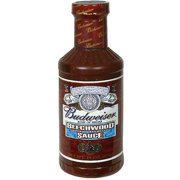 Budweiser Smoked Barbecue Sauce, 18 Oz (