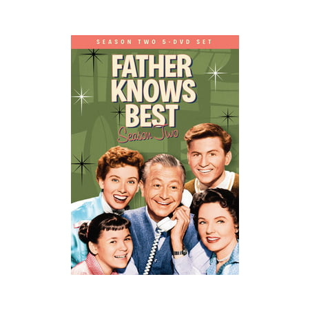 Father Knows Best: Season Two (DVD) (Baby Daddy Season 3 Halloween Special)
