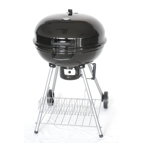 The Original Outdoor Cooker 22.5'' Deluxe Kettle Charcoal Grill by Charcoal Grills