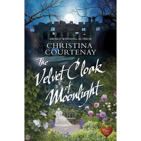 The Velvet Cloak of Moonlight (Choc Lit) - eBook - Crushed Velvet Cloak