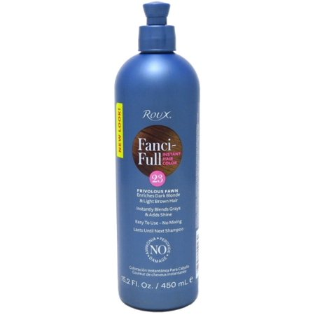 Roux Fanci-Full Rinse, [23] Frivolous Fawn 15.2 oz ()