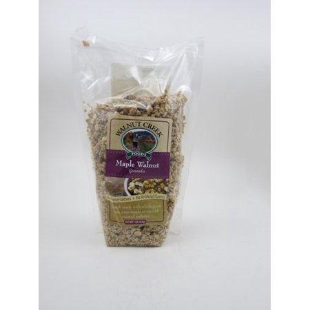 Amish Maple Walnut Granola 1 Pound Bag