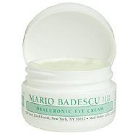 Mario Badescu Skin Care Mario Badescu  Hyaluronic Eye Cream, 0.5 (Mario Badescu Ceramide Eye Gel 0-5 Oz)