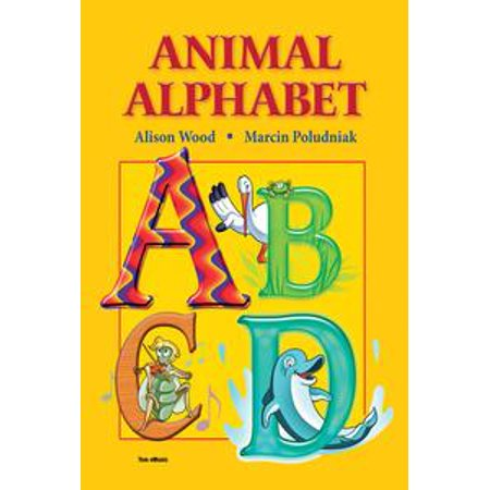 Animal Alphabet. ABC book for kids: Find the letter in the text - eBook](Abc In Cursive)