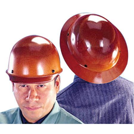 Msa Skullgard Protective Caps And Hats  Fas Trac Ratchet  Hat  Natural Tan