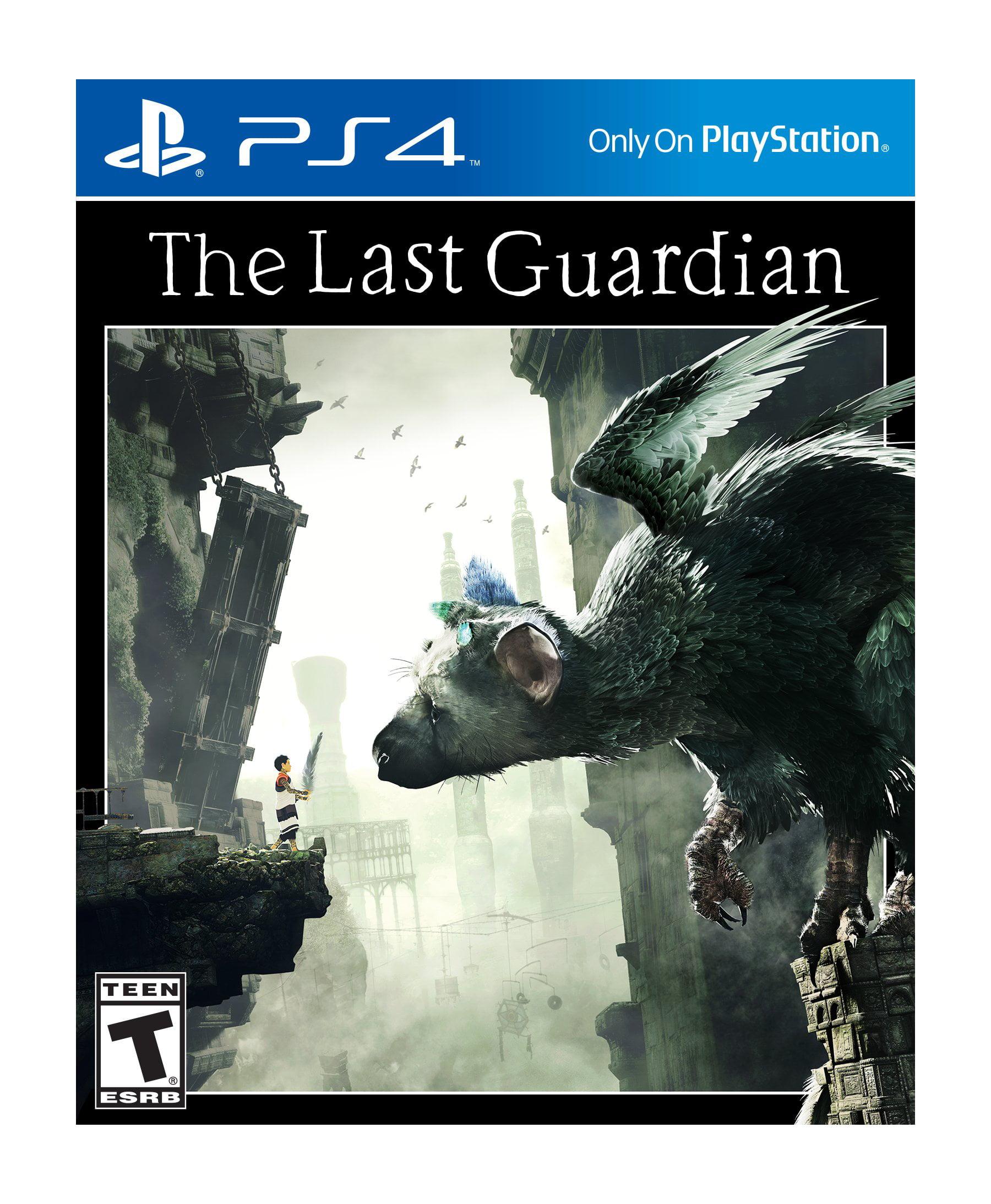 The Last Gaurdian for PlayStation 4 by Sony