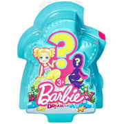 Barbie Dreamtopia Blind Pack Surprise Mermaid Dolls (Styles May Vary)   4-inch   Includes only 1