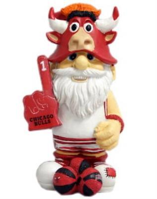 """Chicago Bulls Garden Gnome 11"""" Thematic Second String by"""