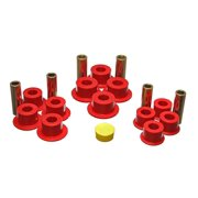 Energy Suspension Chevy Rear Leaf Spring Set - Red
