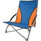 Mainstays Stacking Sling Chair Dune Walmart Com