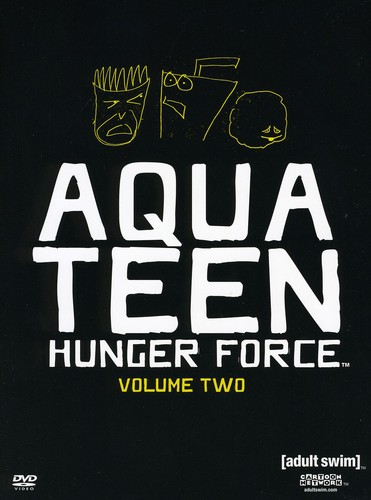 Aqua Teen Hunger Force: Volume 2 by Turner Home Entertainment