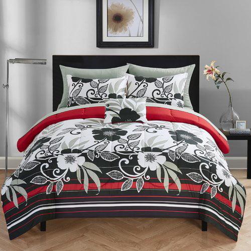 Fine Art Tapestries Red Barrel Studio Bahari Reversible B...