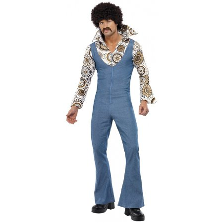 Groovy Dancer Adult Costume - X-Large - French Can Can Dancer Costume