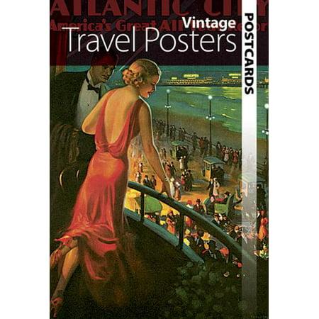 Vintage Post Card (Dover Postcards: Vintage Travel Posters Postcards)