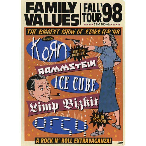 Family Values Fall Tour '98 (Full Frame)