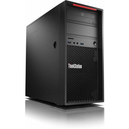 Lenovo ThinkStation P310 30AT000DUS Tower Workstation - 1 x Processors Supported - 1 x Intel Core i3 (6th Gen) i3-6100 D