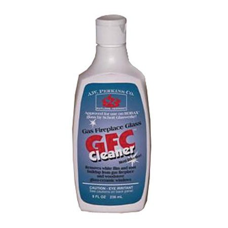 Gas Stove/Fireplace Glass-Ceramic Cleaner - 8 fl.