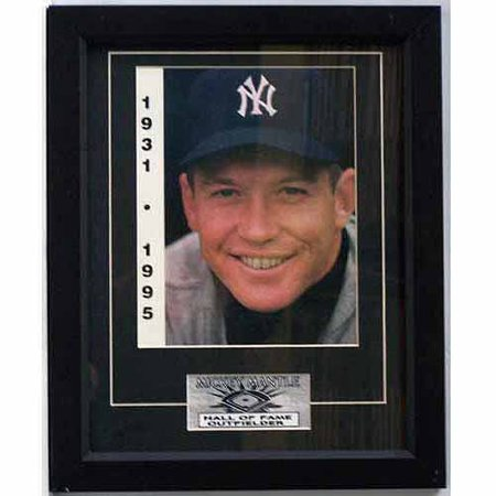 Issue Mickey Mantle - MLB 11x14 Deluxe Photo Frame, Mickey Mantle New York Yankees
