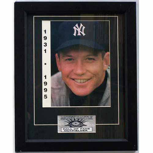 MLB 11x14 Deluxe Photo Frame, Mickey Mantle New York Yankees