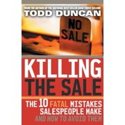 Killing the Sale - eBook