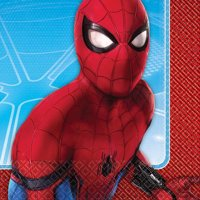 Spider-Man 'Homecoming' Lunch Napkins (16ct)
