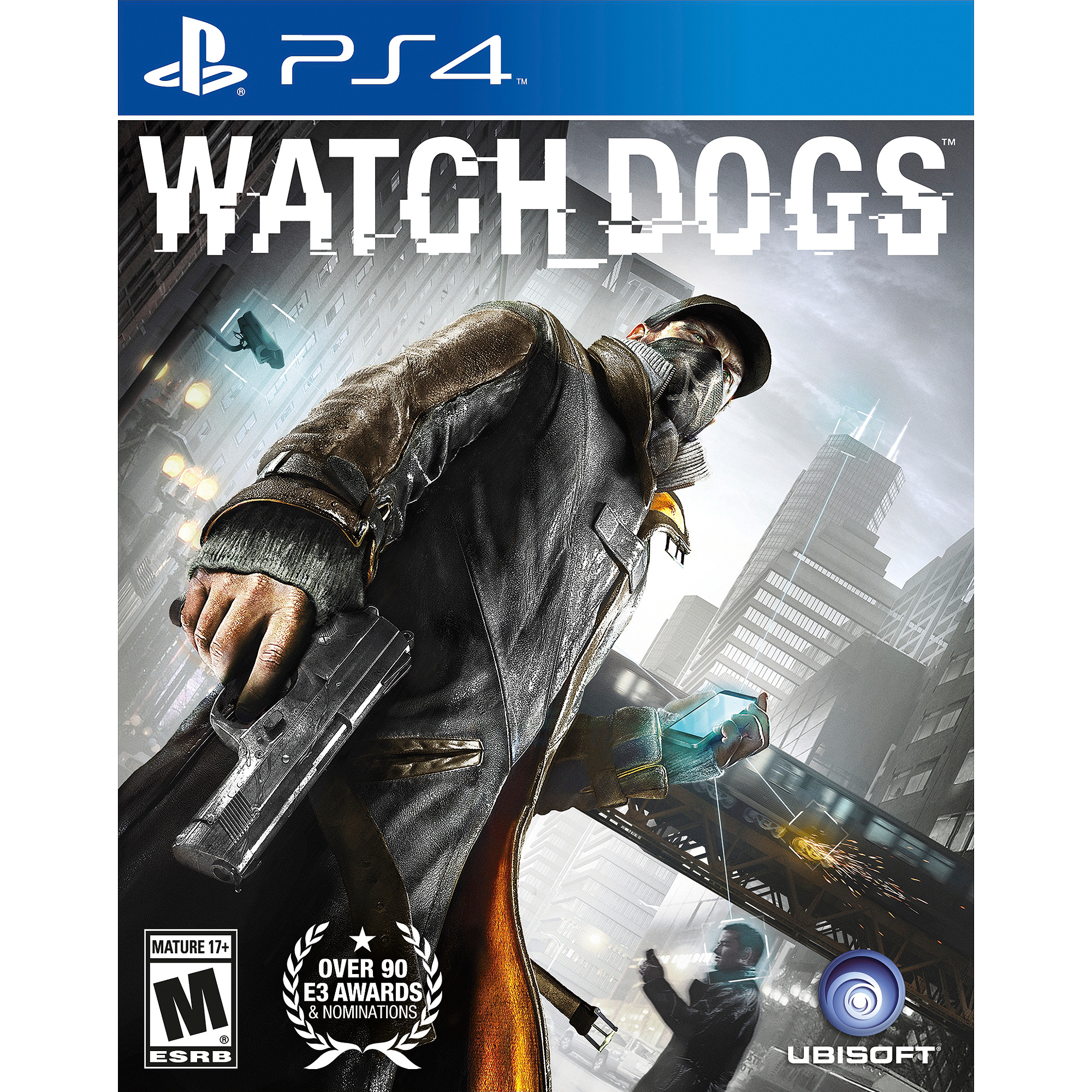 Watch Dogs (PS4) - Pre-Owned