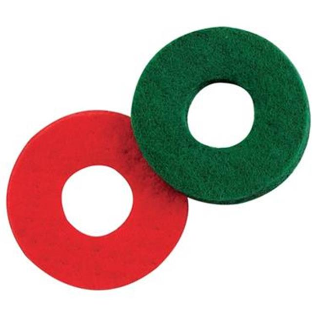 VICTOR CO. 225006088 Battery Terminal Anti Corrosion Washer - Green And Red