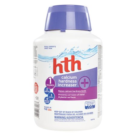 hth Calcium Hardness Increaser, 4lbs