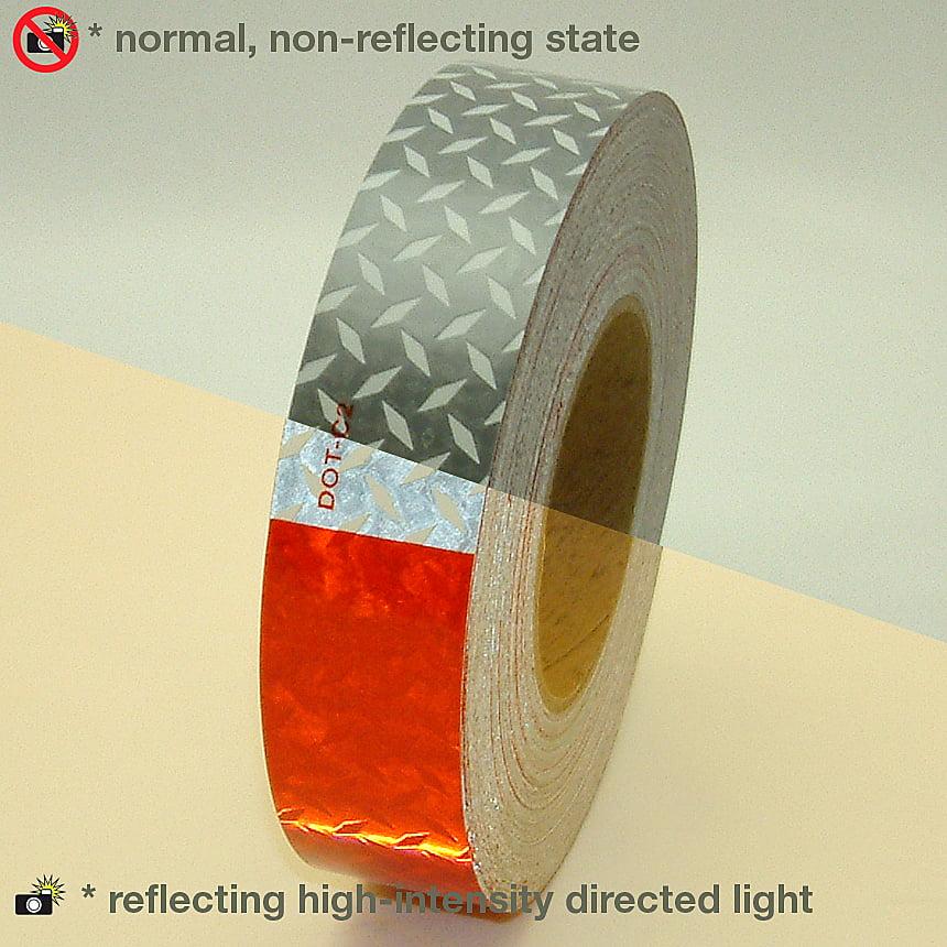 Oralite (Reflexite) V52 Diamond Plate Microprismatic Cons...