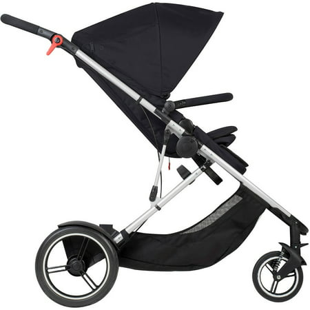 phil&teds Voyager Inline Stroller (Phil And Teds Navigator Stroller With Doubles Kit)