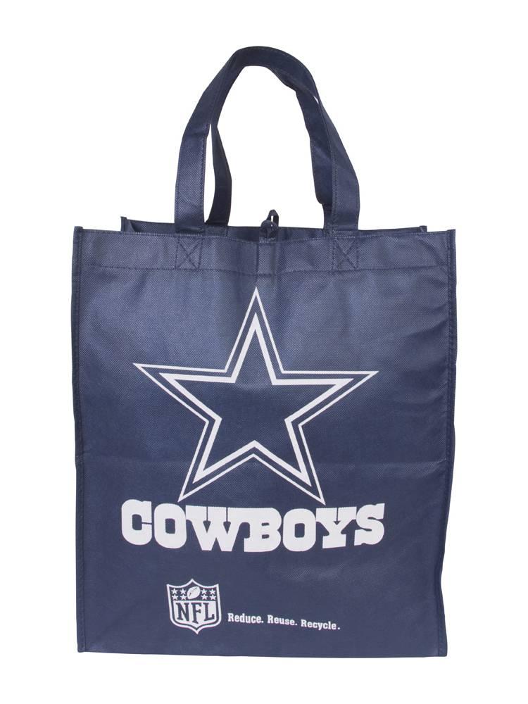 Dallas Cowboys Knitting Tote
