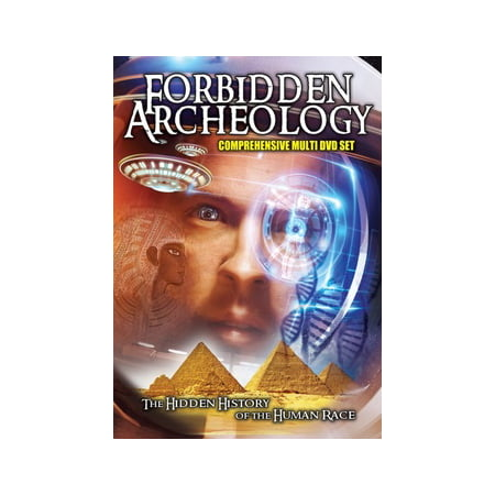 Exposure Race - Forbidden Archeology: Hidden History of the Human Race (DVD)