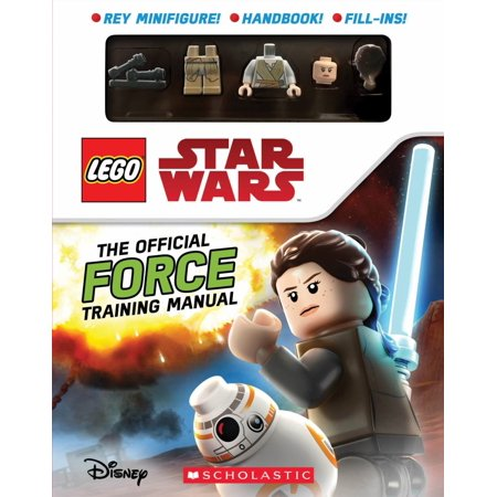 Official Factory Service Manual (Lego Star Wars: The Official Force Training Manual (Other))