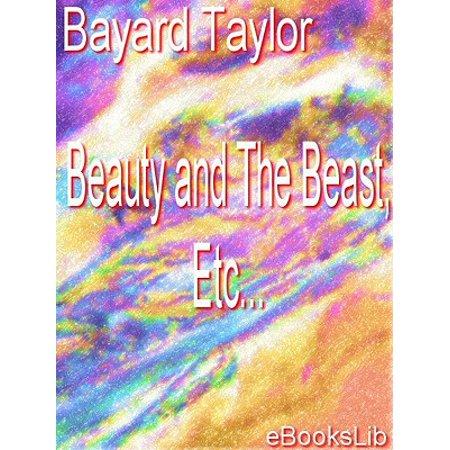 Beauty and The Beast, Etc. - eBook