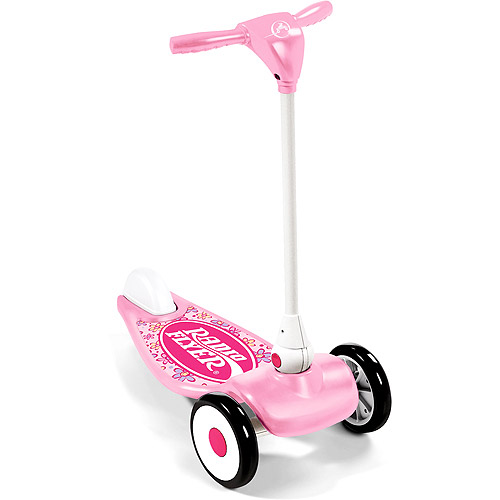 Radio Flyer My 1st Scooter For Girls Walmart Com