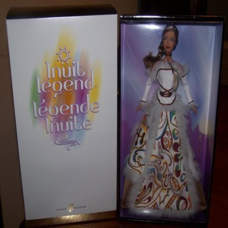 Mattel Inuit Legend Barbie Doll