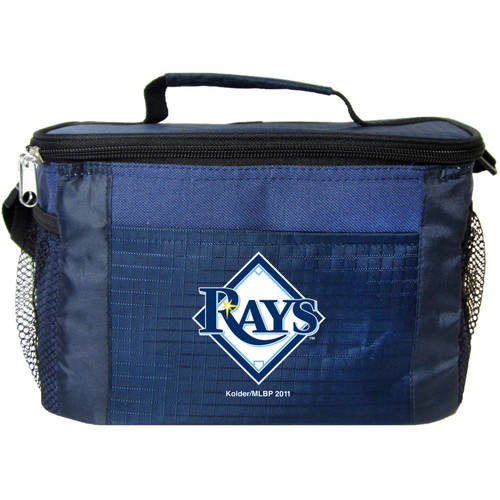 Tampa Bay Rays 6-Pack Cooler Bag