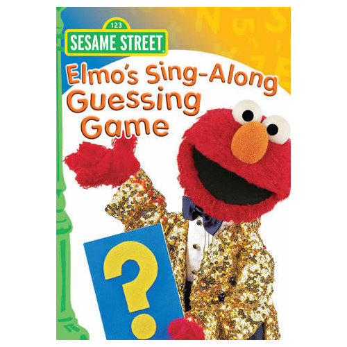 Sesame Street: Elmo's Sing-Along Guessing Game (1996)
