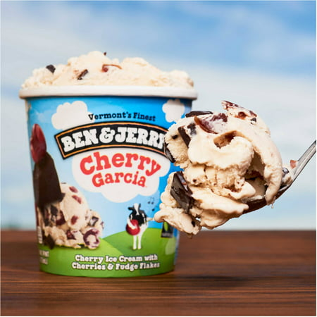 Ben & Jerry's Ice Cream, Pint, (Pack of 8), Variety of Flavors Available ()