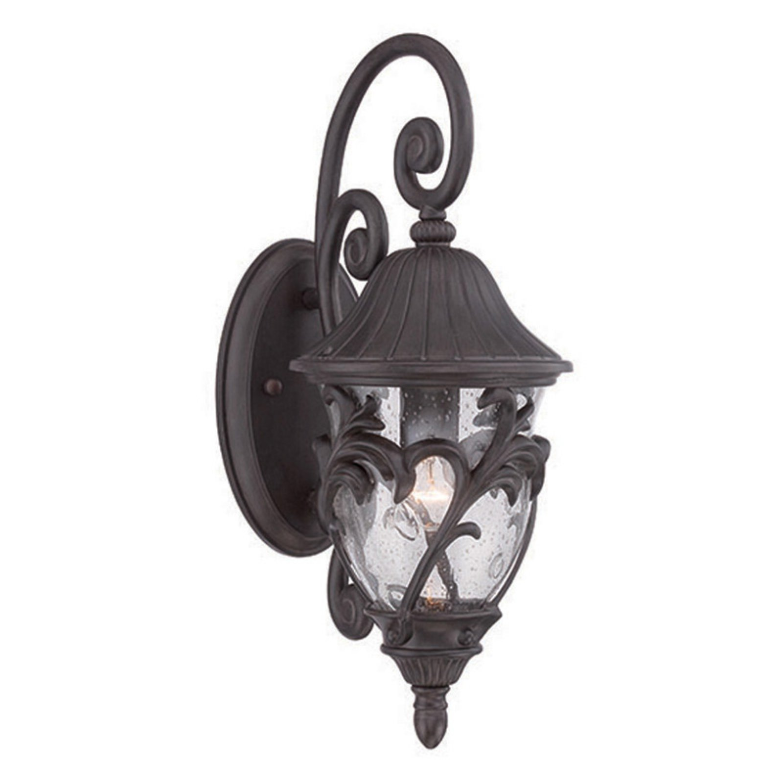 Acclaim Lighting Capri 1 Light Outdoor Wall Lantern Light Fixture